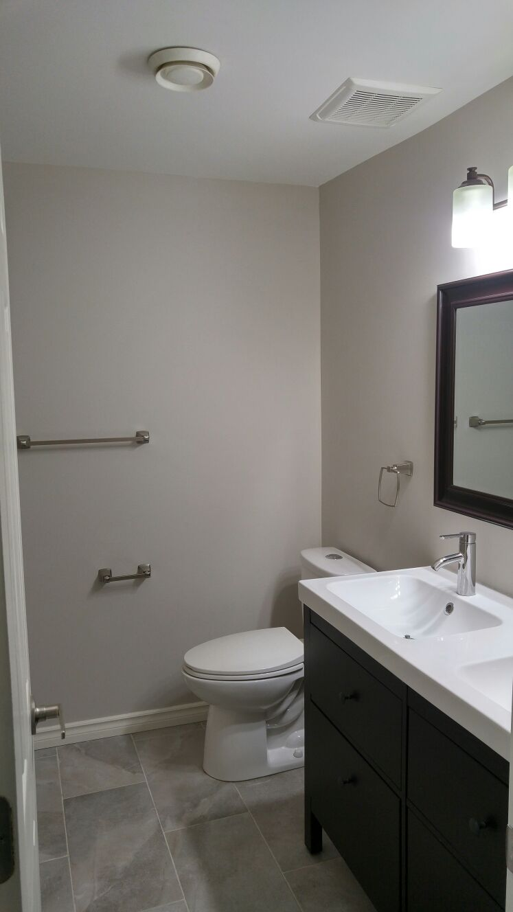 Bromsgrove Bathroom Renovation - After